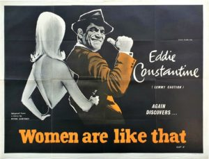Women Are Like That UK Quad Poster (8)