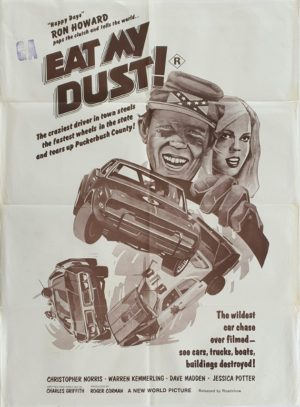 Eat My Dust Australian One Sheet movie poster (94)