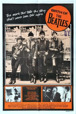 Birth Of The Beatles Australian One Sheet movie poster (4)
