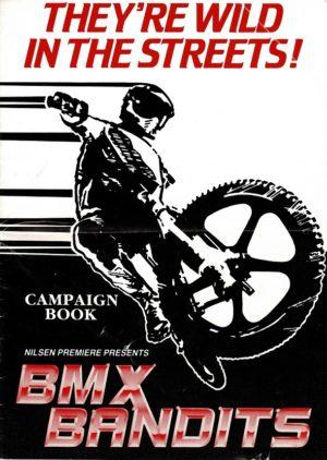 BMX Bandits Australian Campaign Book