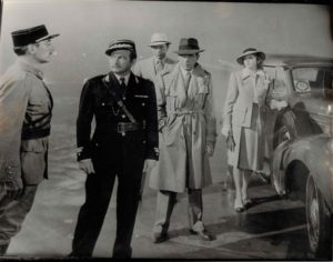 Casablanca US 11 x 14 Still Humphrey Bogart, Ingrid Bergman, Paul Henreid, Conrad Veidt, Claude Rains
