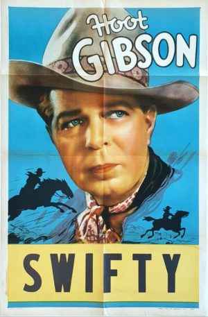 Hoot Gibson Swifty US One Sheet Movie Poster (36)