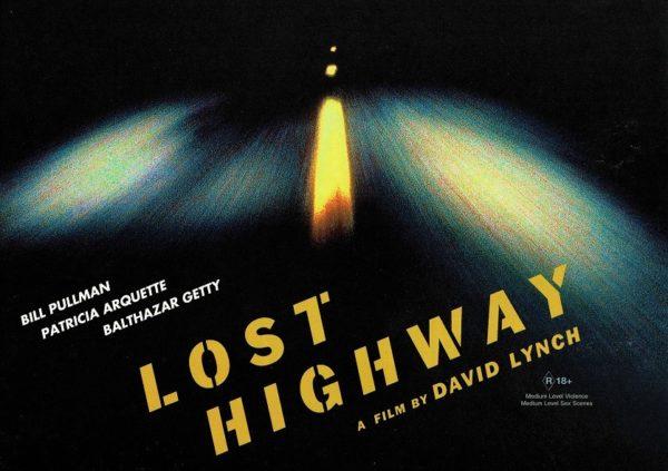 Lost Highyway David lynch New Zealand & Australian Info Sheet 1997 (5)