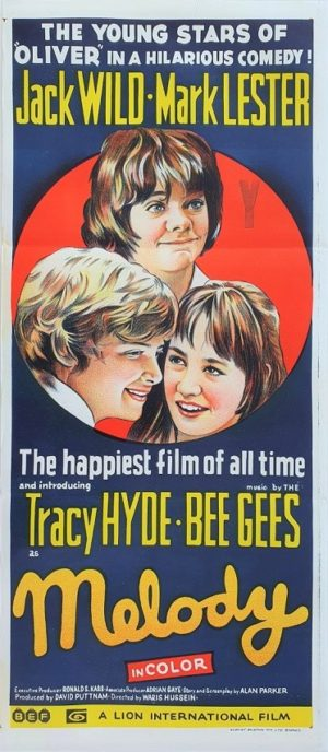 Melody Australian Daybill movie poster (145)