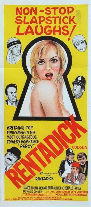 Rentadick Australian Daybill movie poster (143)