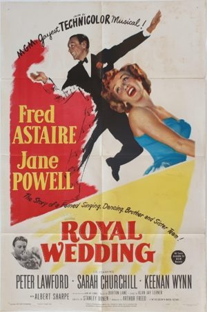 Royal Wedding US One Sheet Movie Poster (27)
