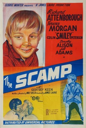 The Scamp Australian One Sheet movie poster (2)