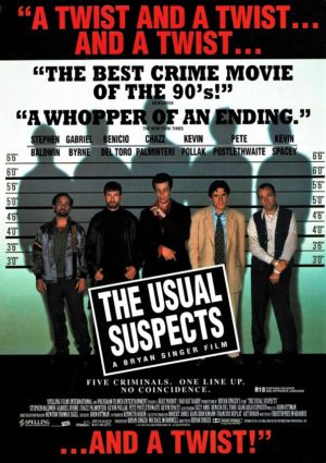 The Usual Suspects New Zealand & Australian Info Sheet (12)