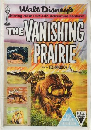 The Vanishing Prairie Walt Disney Australian One Sheet Movie Poster (17)