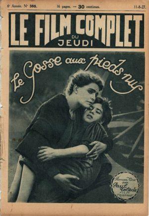 Barefoot Boy Le gosse aux pieds nus Le Film Complet French Film Magazine 1927 (3)