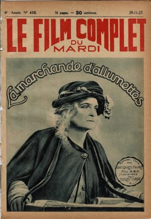 Somebody's Mother La marchande d'allumettes Le Film Complet 1927 French movie magazine Mary Carr, Rex Lease (4)