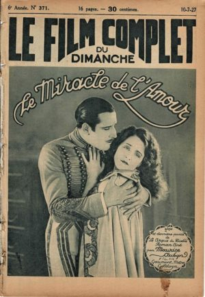 The Devil's Circus Le miracle de l'amour Le Film Complet 1927 French movie magazine (24)