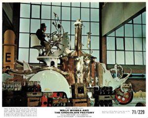 WILLY WONKA & THE CHOCOLATE FACTORY 8 x10 colour stills 1971 with Gene Wilder (6)