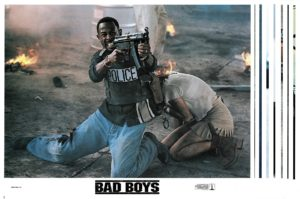 Bad Boys US Lobby Cards (33) Will Smith