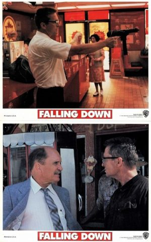 Falling Down US 8 x 10 Stills with Michael Douglas and Robert Duvall (2)