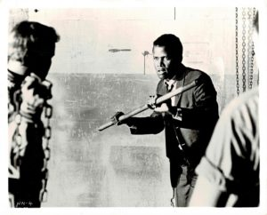 In The Heat Of The Night 8 X 10 Still With Sidney Poitier (1)