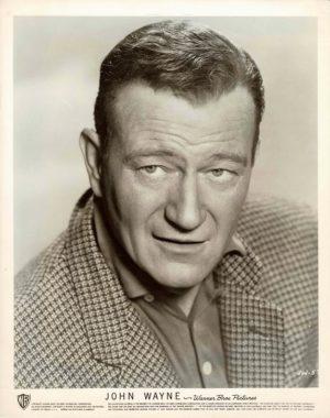 John Wayne WB 8 X10 Still Portrait