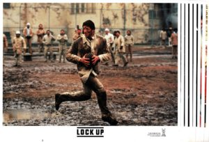 Lock Up US Lobby Cards (28) Sylvester Stallone