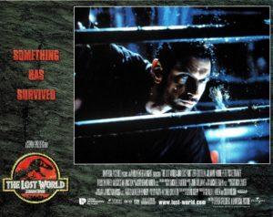 The Lost World Jurassic Park US Lobby Card 1997 (8)