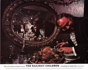 The railway children UK front of house cards (9)