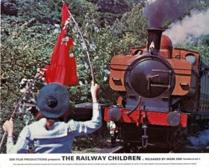 The railway children UK front of house cards (8)