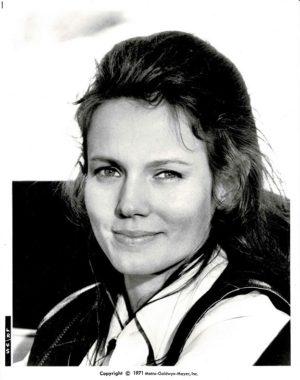 Trish Van Devere The Last Run 1971 (2)
