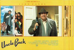 Uncle Buck John Hughes US Lobby Cards (37)
