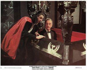 Vampira Still David Niven 8 X 10