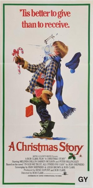 A Christmas Story Australian Daybill Movie Poster (2)