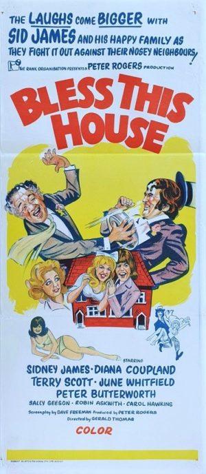 Bless This House Australian Daybil Movie Poster (16)