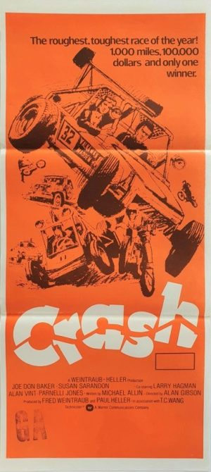 Crash Australian Daybil Movie Poster (4)