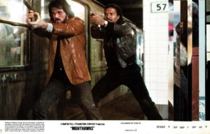 Nighthawks Us Still 8 X 10 Colour With Sylvester Stallone Rutger Hauer And Billy De Williams (4)