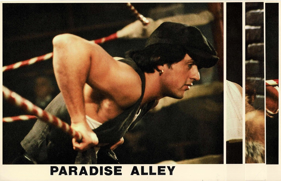 Paradise Alley Us Still 8 X 10 Colour With Sylvester Stallone (3)