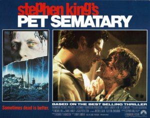 Pet Sematary 1989 Us Lobby Card (10)