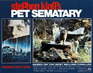 Pet Sematary 1989 Us Lobby Card (11)