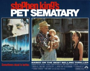 Pet Sematary 1989 Us Lobby Card (12)