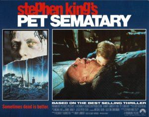 Pet Sematary 1989 Us Lobby Card (15)