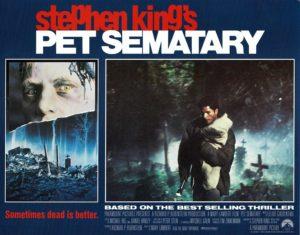 Pet Sematary 1989 Us Lobby Card (16)