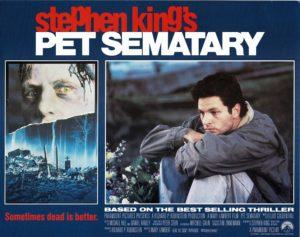 Pet Sematary 1989 Us Lobby Card (9)