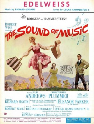 The Sound Of Music Edelweiss Us Sheet Music (6)