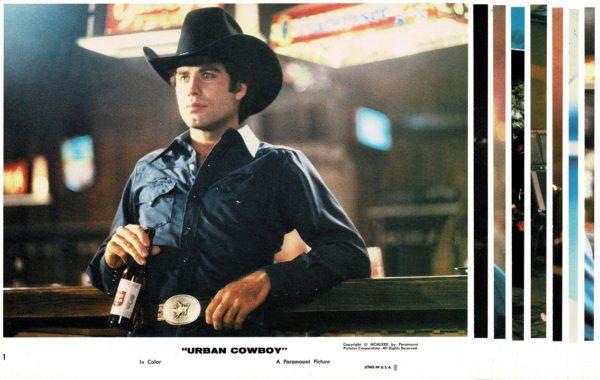 Urban Cowboy Us Still 8 X 10 Colour With John Travolta (3)