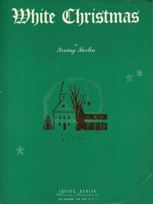 White Christmas Us Sheet Music (28)