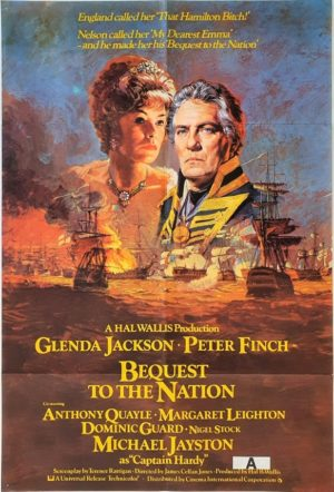 Bequest Of The Nation Uk Naval One Sheet Movie Poster (14)