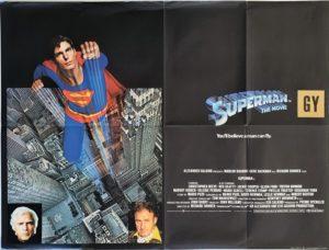 Superman The Movie Uk Quad Poster (7)