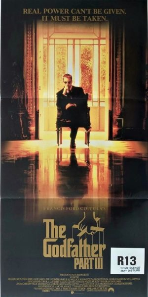 The Godfather Part 2 Australian Daybill Movie Poster (5)
