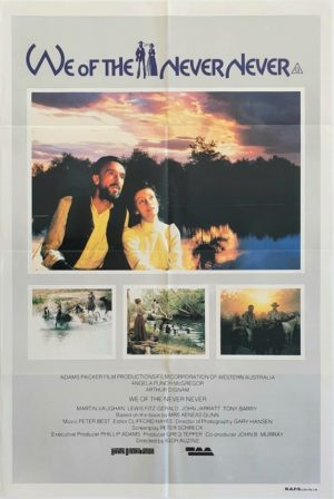 We Of The Never Never Australian One Sheet Movie Poster (4)